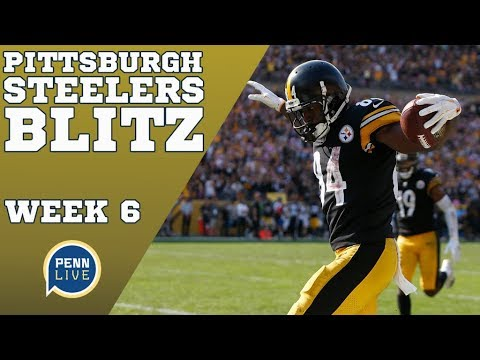 Steelers Vs Bengals Preview Week 6 | More Antonio Brown Drama | Pittsburgh Steelers Blitz
