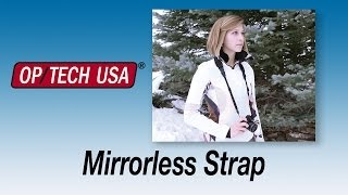 Mirrorless Strap - Product peek - OP/TECH USA