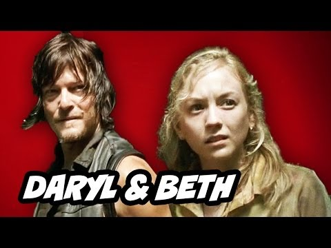 Greene - The Walking Dead Season 4 Episode 12 - Beth Greene and Daryl Dixon. Daryl Reveals his past, Beth is badass and Maggie Episode 13 Reunion theories. ▻ http://b...