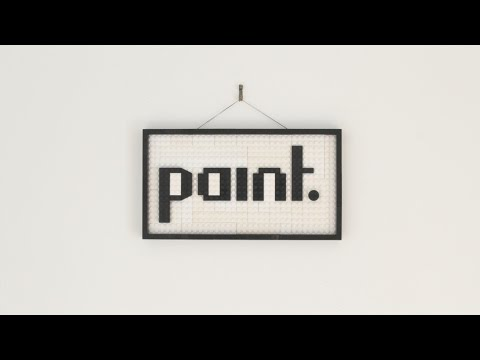 Paint A Short Lego StopMotion Animation