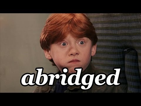 Harry Potter: Movies 1-7 Abridged