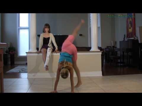 Handstand Press Tutorial Gymnastics Lesson – Learn Handstand Tricks Handstands