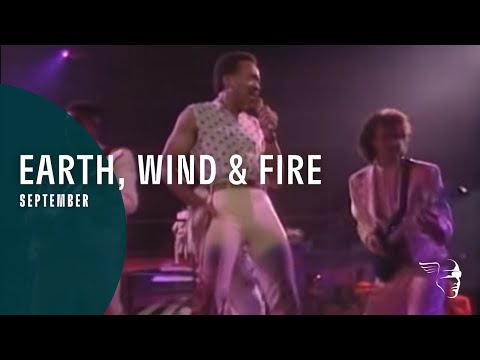 september - For more info - http://www.eagle-rock.com/artist/875FCF/Earth%2C+Wind+%26+Fire Earth, Wind & Fire are one of the most dynamic and creative funk bands to come...