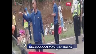 Video [Video Amatir] Suasana Kepanikan di Tanjakan Emen Usai Bus Hantam Tebing - iNews Malam 10/02 MP3, 3GP, MP4, WEBM, AVI, FLV Februari 2018