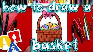Download Lagu How To Draw An Easter Basket Mp3