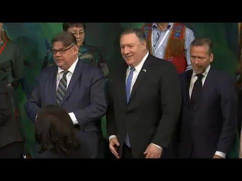 «Ψυχρός Πόλεμος» στο Αρκτικό Συμβούλιο