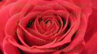 Chris de Burgh - Lady In Red (Lyric Video) - YouTube