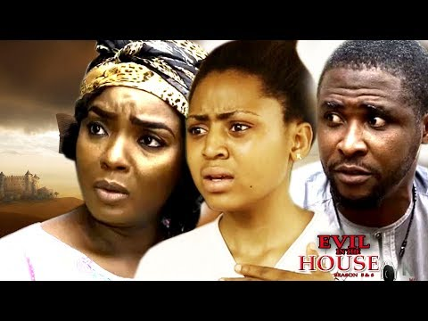 Evil in the House Season 5 $ 6  - Latest Nigeria Nollywood Movies 2017 movie