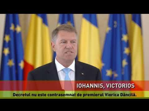 Decretul de prelungire a mandatului generalului Nicolae Ciucă la șefia Statului Major, publicat în M.O.
