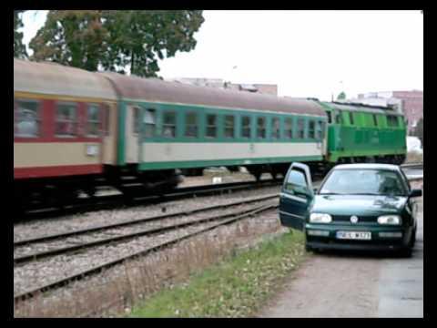 PKP Pociągi na Mazurach i Nie Tylko || 100 film ! || One Hundredth Video !