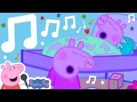 Peppa Pig Official Channel 🌟  Lullaby  🎵 Peppa Pig My First Album 15#