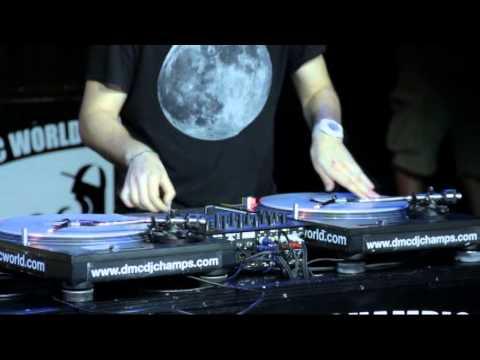 2012 - DJ Skillz (France) - DMC World DJ Final