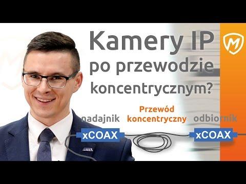 Możliwości konwerterów BCS- xCoax/IP