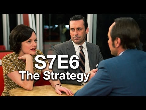 Mad Men Season 7 Episode 6 'The Strategy' Review