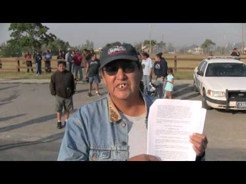 BLACKFEET CIVIL RIGHTS MONITOR DOCUMENTING VIOLATIONS
