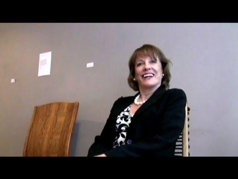 Esther Rantzen sits at Made to Sit