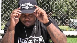 Lil Eazy-E sends a message to Kendrick Lamar and The Game