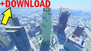 Grand Theft Auto 5 in Minecraft. The end?