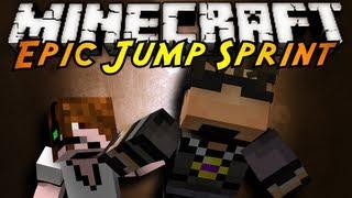 Minecraft: Epic Jump Map SPRINT!