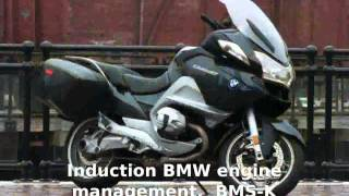 10. BMW R 1200RT - Features and Specification