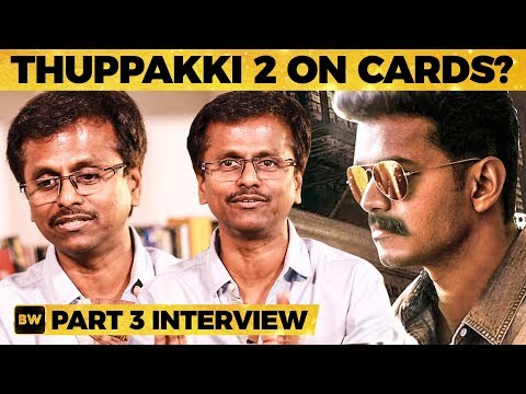 BREAKING: Thuppakki 2 with Thalapathy Vijay? - AR Murugadoss Reveals! | MY 400