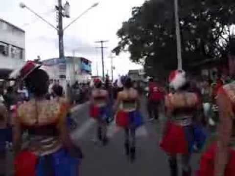 Banda Marcial Santa Teresinha (Boquim/SE) - Show das poderosas