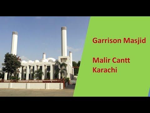 Garrison Mosque - Malir Cantt Karachi   Pakistan