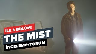 The Mist dizisinin ilk 3 bölümü sonrası bir toparlama yaptım ancak pek bir numarası yok dizinin :D