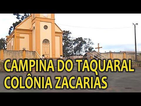 Estrada Rural | Campina do Taquaral | São José dos Pinhais