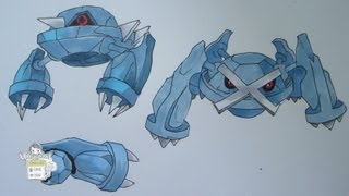 How to draw Pokemon serie , gen 3! Music credits: Song: Ambush in Rattlesnake Gulch Music Can Be Found Here: http://www.blogphilo.com/royaltyfree/ Creative C...