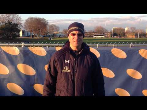 Women's Soccer - UW-Eau Claire vs. UW-Stout Nov. 4, 2014 - Coach Yengo Post-Game