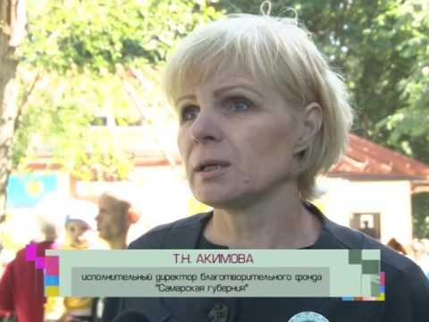 В Самаре прошла акция в помощь детям, больным туберкулезом