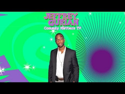 Jay Pharoah from SNL as Chris Rock at Just for Laughs Festival in Montreal