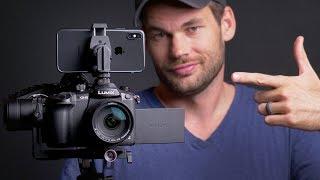 Video iPhone X 4k Video VS Professional Video Camera MP3, 3GP, MP4, WEBM, AVI, FLV Februari 2019