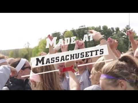#MadeAtMassachusetts: Mic'd Up With Coach McMahon