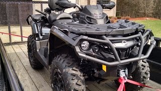 10. 2017 Can Am XTP Max 1000R