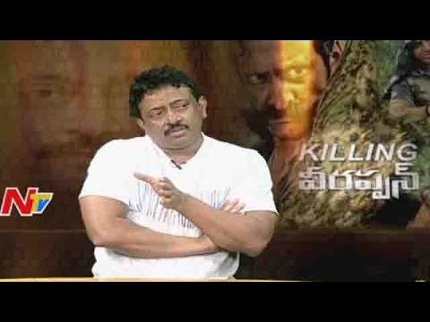 Director Ram Gopal Varma Full Interview about Killing Veerappan Movie | EXCLUSIVE