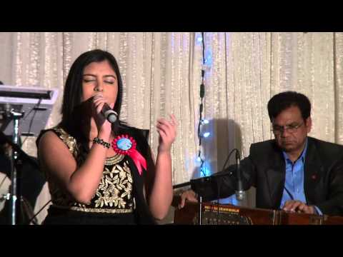 Karishma sings a classical song