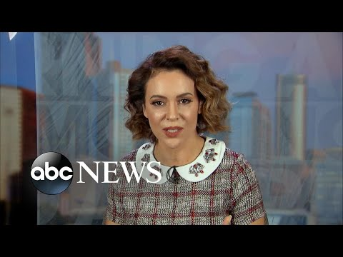 Alyssa Milano reacts to viral #MeToo movement