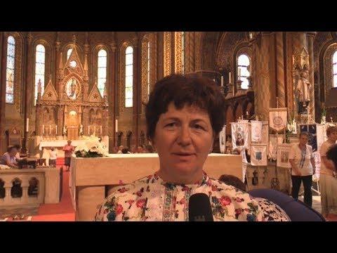 2017-08-26 Édesanyák Szent Mónika közösségének jubileumi találkozója - 2017 augusztus 26.