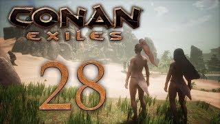 Conan Exiles — прохождение игры на русском — Саванна [#28] | PC
