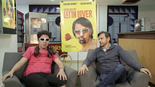 DJ Erwin entrevista a Eugenio Derbez.