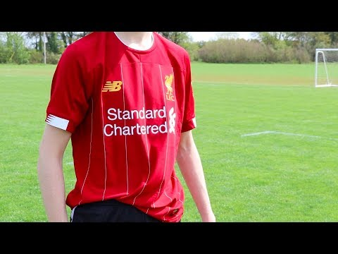 Liverpool Home Shirt 19/20 | Play Test
