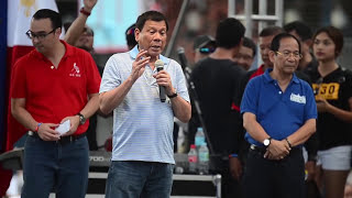 Danao City (Cebu) Philippines  city photos gallery : WATCH: DUTERTE's speech in DANAO City, CEBU.