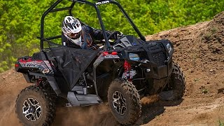 3. TEST RIDE: 2015 Polaris Sportsman ACE 570 SP