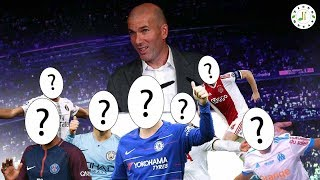 Video 7 Pemain Yang Bisa Didatangkan Zidane Untuk Angkat Perfoma Real Madrid MP3, 3GP, MP4, WEBM, AVI, FLV Maret 2019