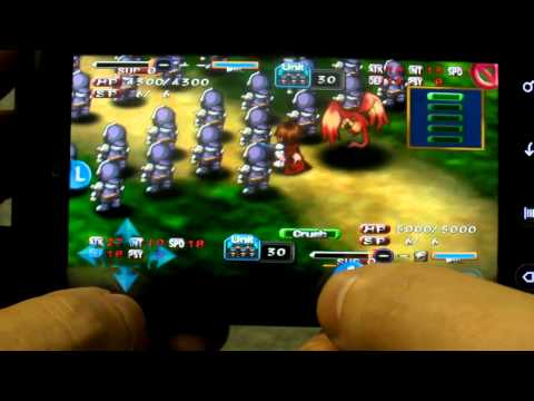 Video of SRPG Generation of Chaos