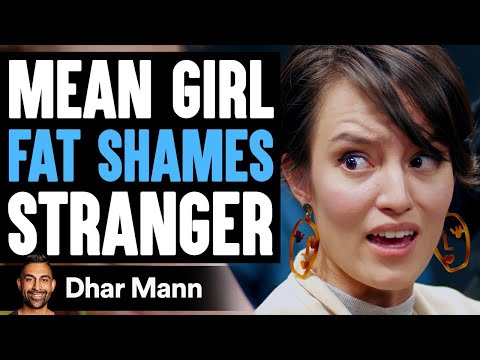 Mean Girl Fat Shames Stranger, Lives to Regret Her Decision | Dhar Mann