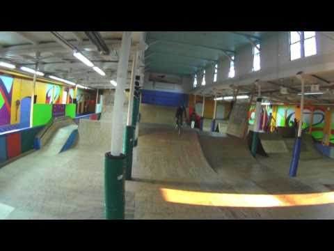 NY BMX Park Feature POV
