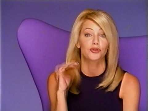 L'Oréal Werbung Heather Locklear 1998